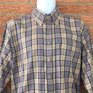 Barbour The Heritage Shirt Tartan Plaid Shirt